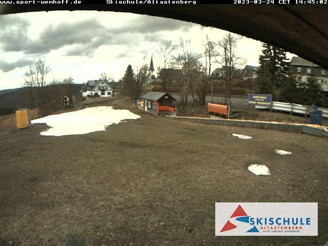 Skikarussell Altastenberg - Webcam 3